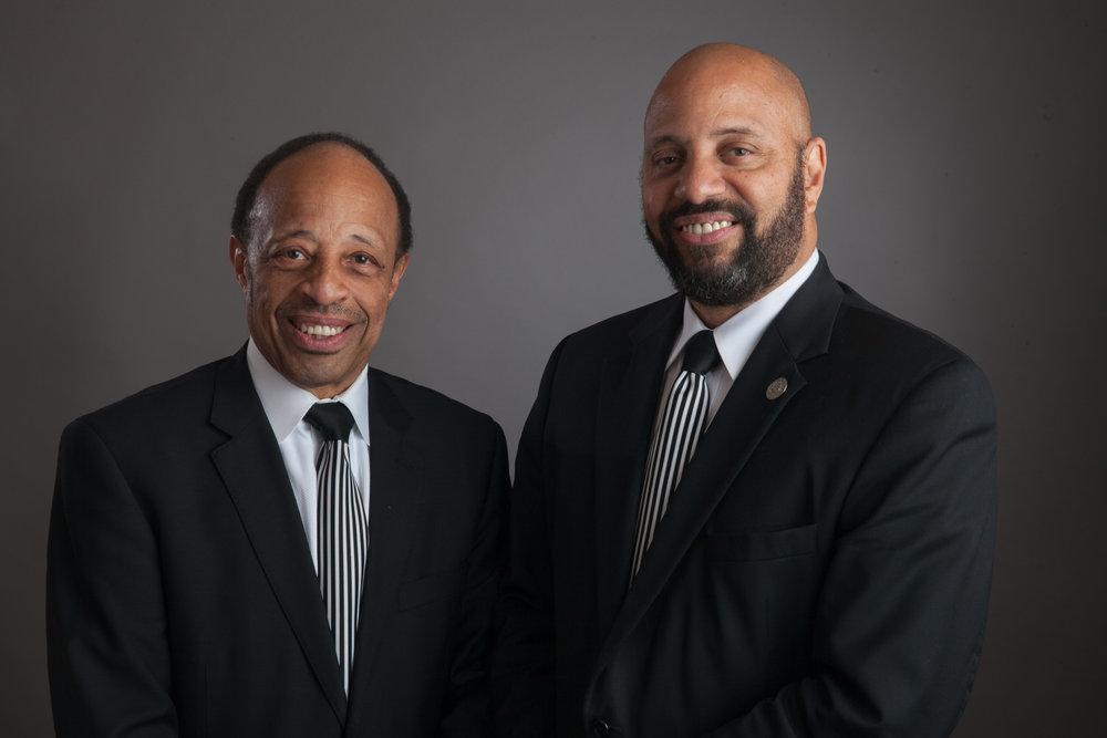 Charles E. Huff, Jr. & Bruce H. Huff, Sr.