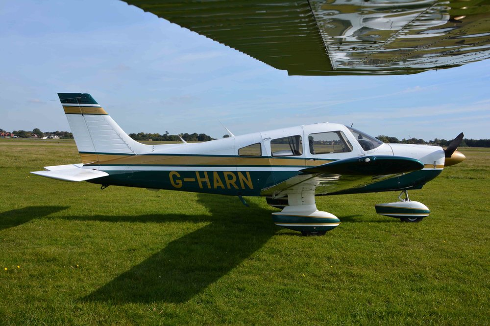 Private Pilots Licence Cranfield Flying School