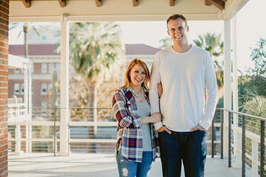 Jay + Jess, Engaged, Tucson, AZ-1