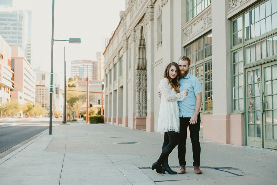 Jay + Jess, Engagement Session, Phoenix, AZ-4