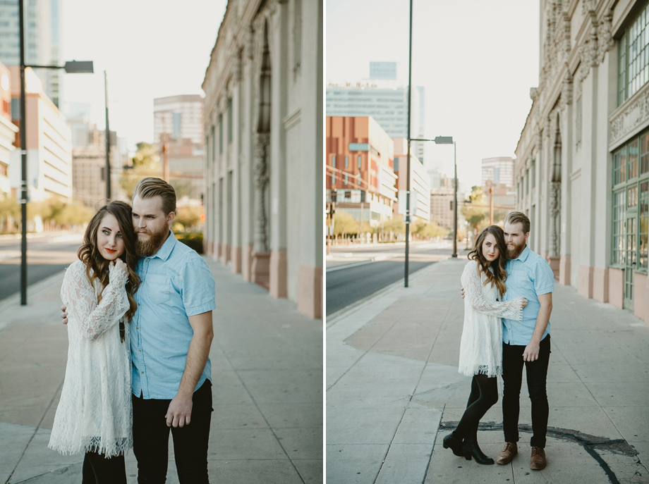 Jay + Jess, Engagement Session, Phoenix, AZ-5