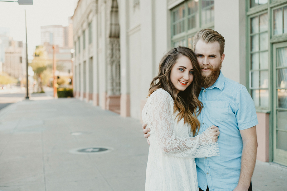 Jay + Jess, Engagement Session, Phoenix, AZ-6