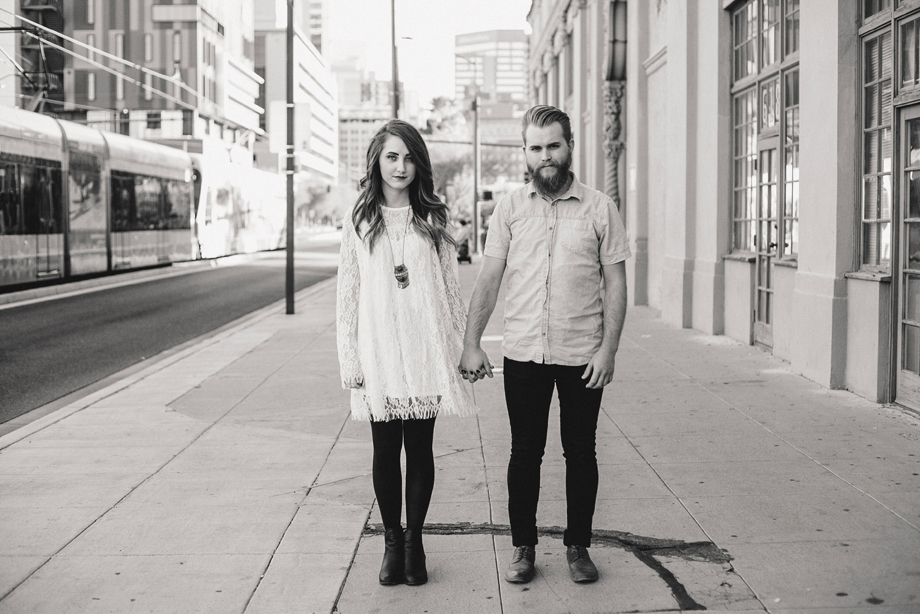 Jay + Jess, Engagement Session, Phoenix, AZ-7
