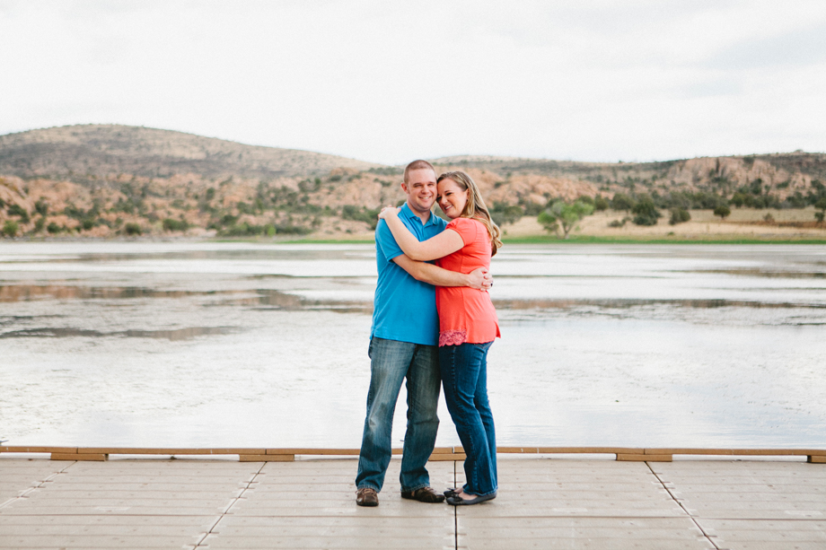 Engagement Session in Prescott Valley by Session Nine Photographers
