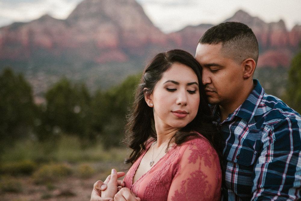 Jay & Jess, Engaged, Sedona, AZ 28.jpg