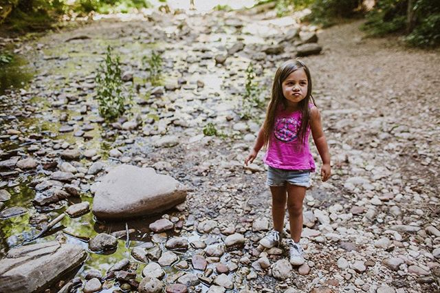 She will be FIVE next month and what we want to know is HOW? #timeflies #jayandjess #lifestylephotographers
