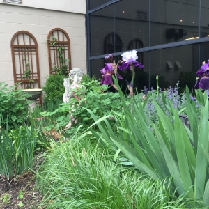 The Bebe Grant Memorial Garden