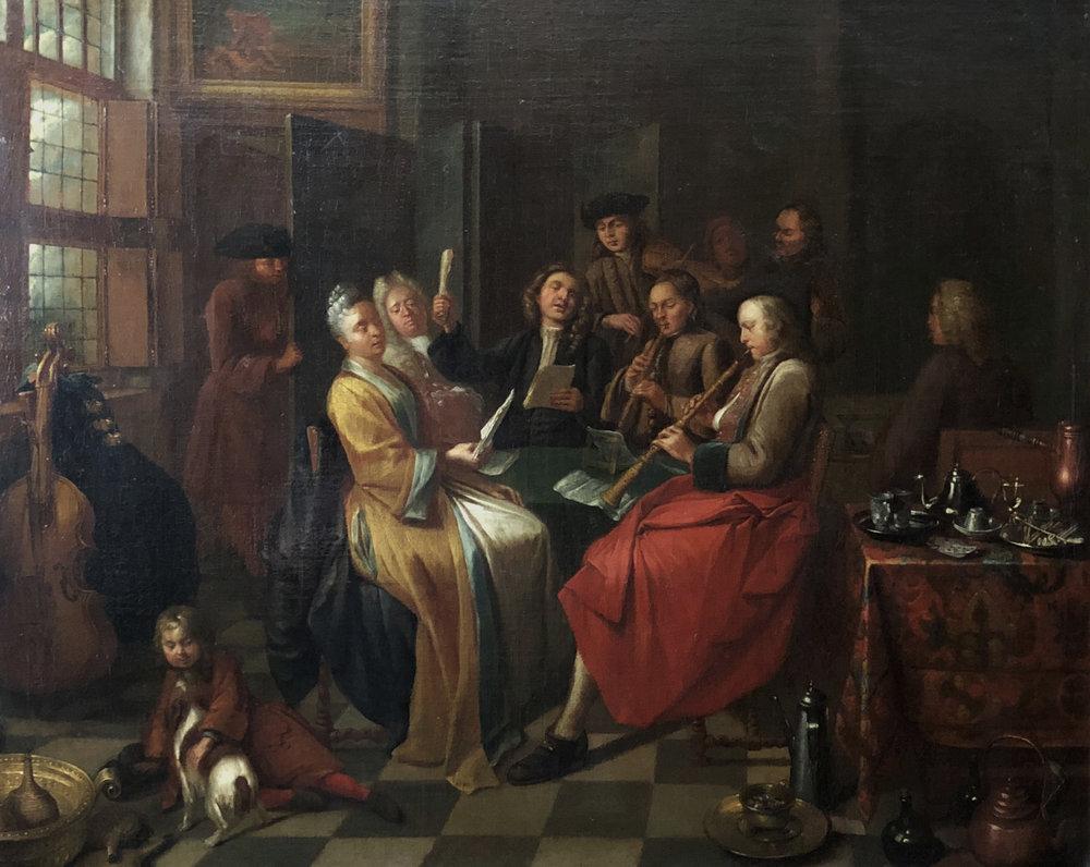 Cornelis Trootis, The Concert.jpg