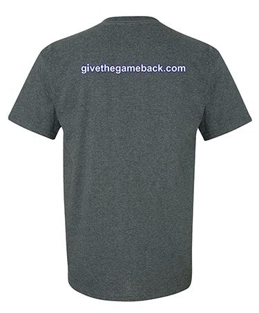 T-shirt reverse