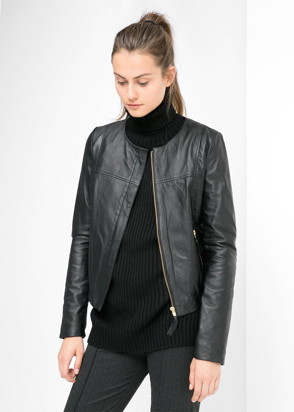 The Best Real Leather Jackets Under 300 The Editorialist La