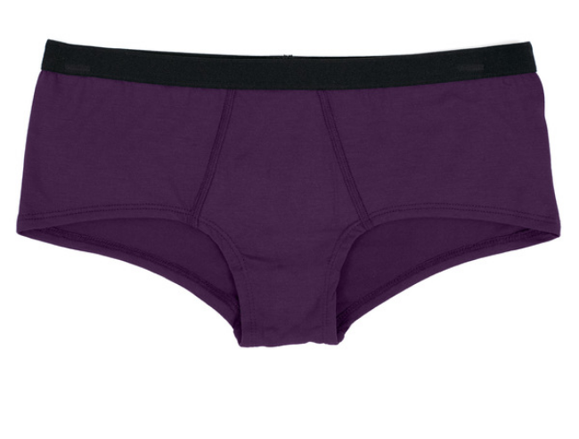 MeUndies Women's Brief 5-Pack ($70) from MeUndies