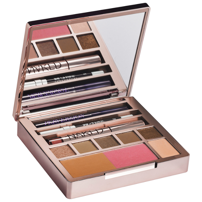 Urban Decay Naked On the Run Palette ($54) from  Sephora
