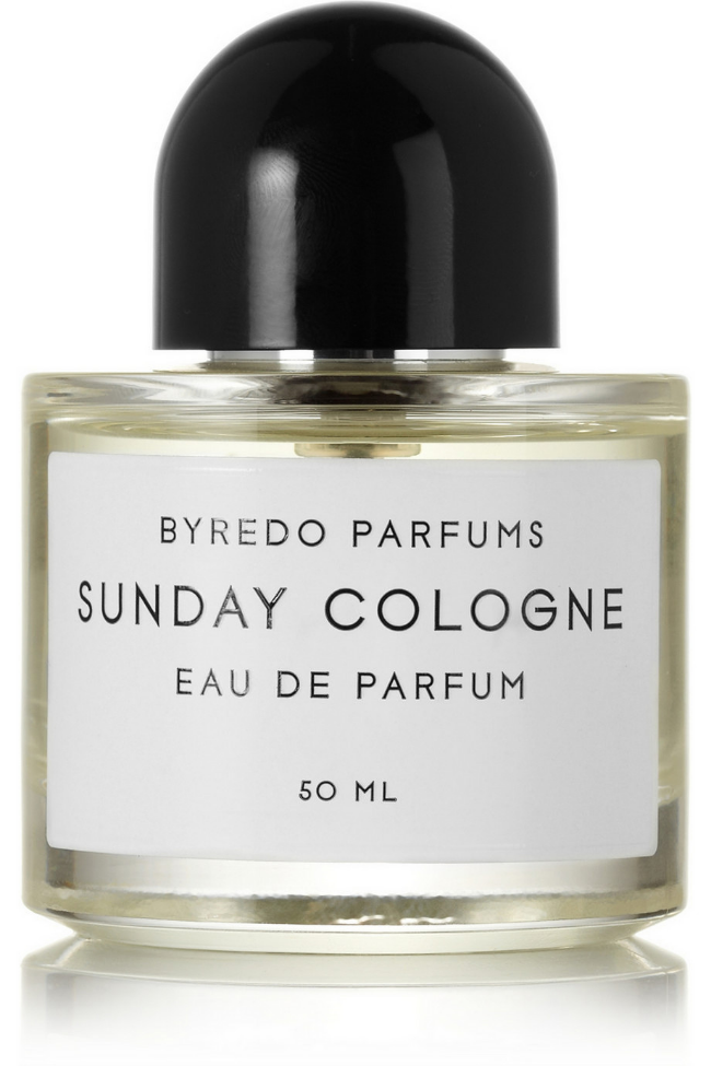 Byredo Sunday Cologne Eau de Parfum ($145) from  Net-a-Porter
