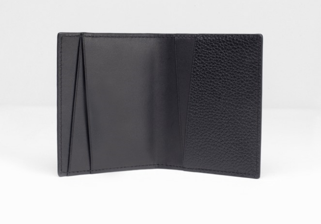 Everlane The Fold-Over Wallet ($65) from  Everlane