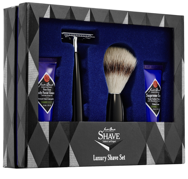 Jack Black Luxury Shave Set ($200) from Sephora
