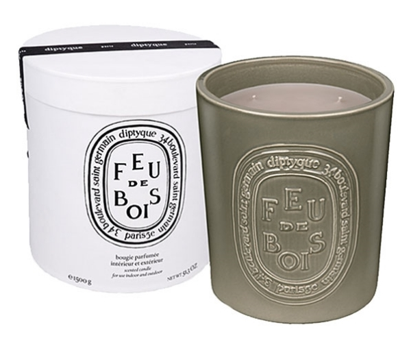 Feu de Bois Large Candle ($290) at  Nordstrom