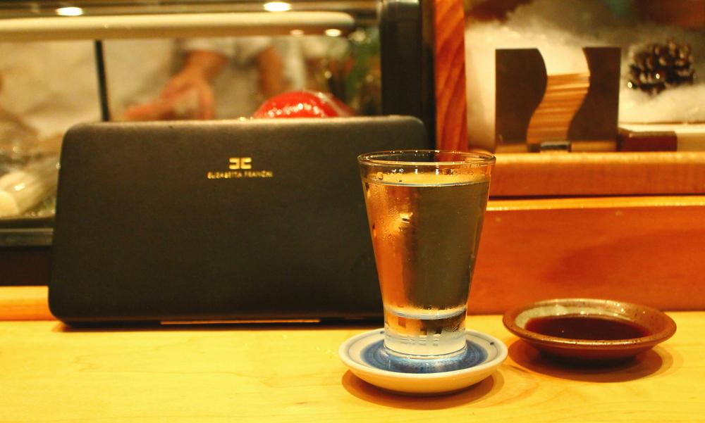 The house Sake.