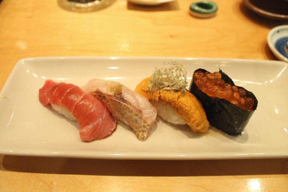 Sushi Round 3
