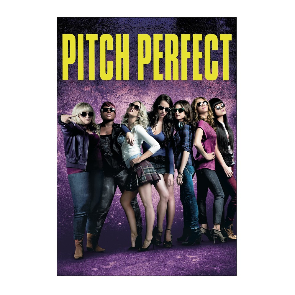 Pitch Perfect on DVD ($13) from  Target