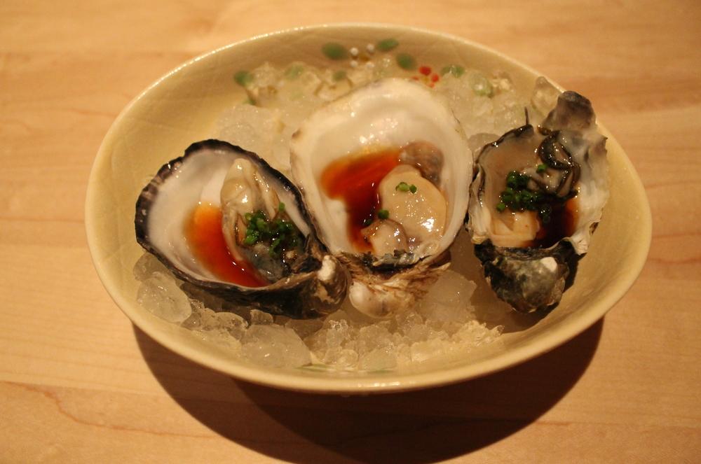 Kumamoto, Kusshi, and Shigoku Oysters