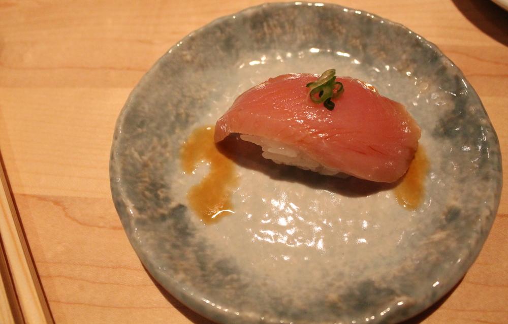 Japanese Katsuo (Bonito) Nigiri