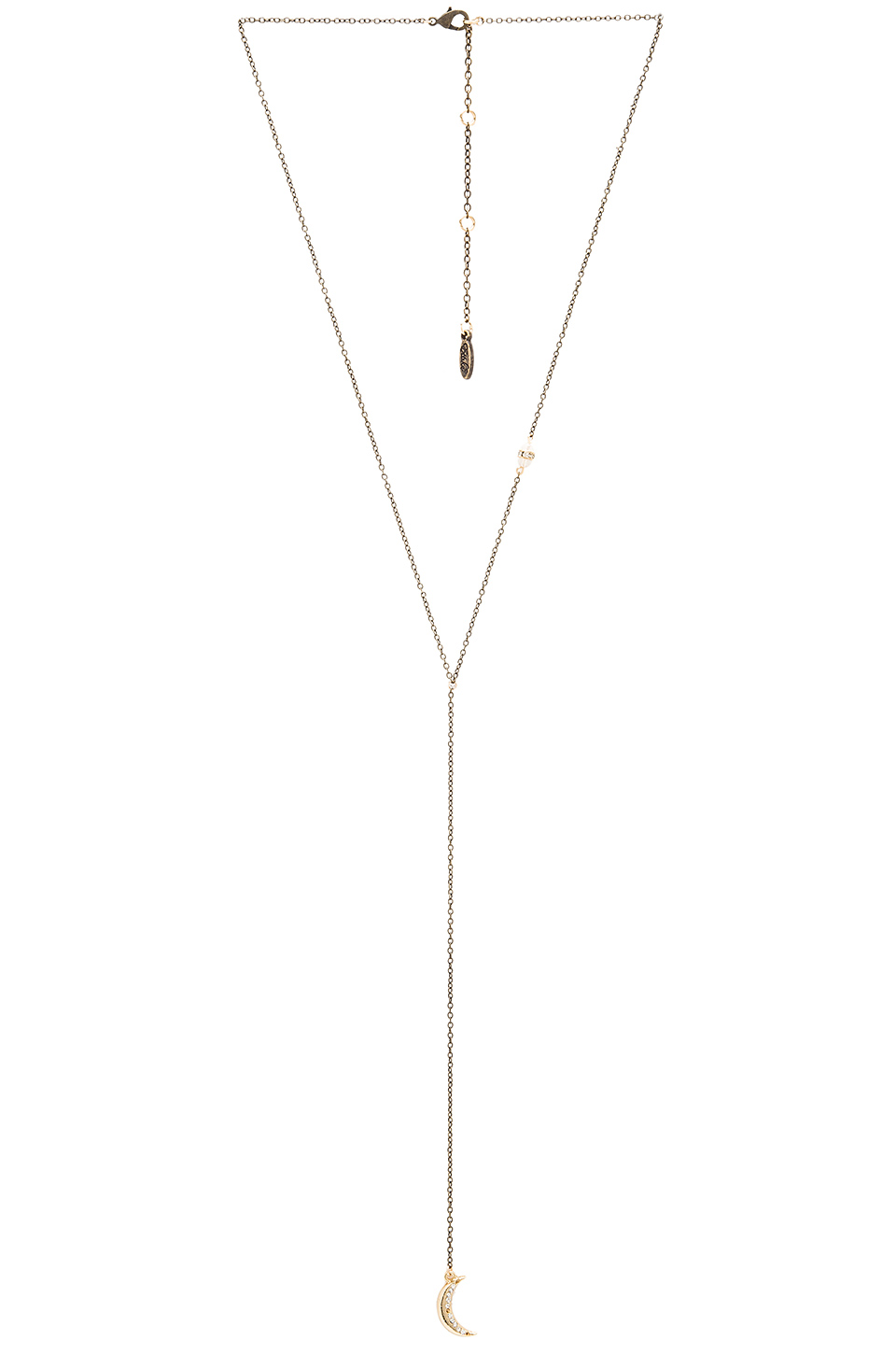 Elliatt Lariat Necklace, $39