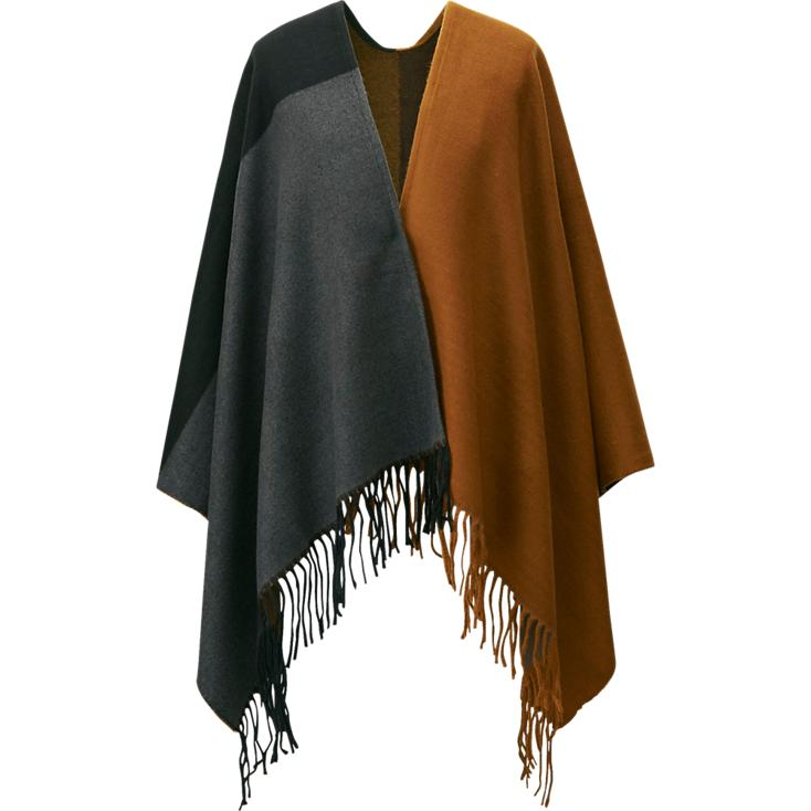 2-Way Stole,  Uniqlo , $20
