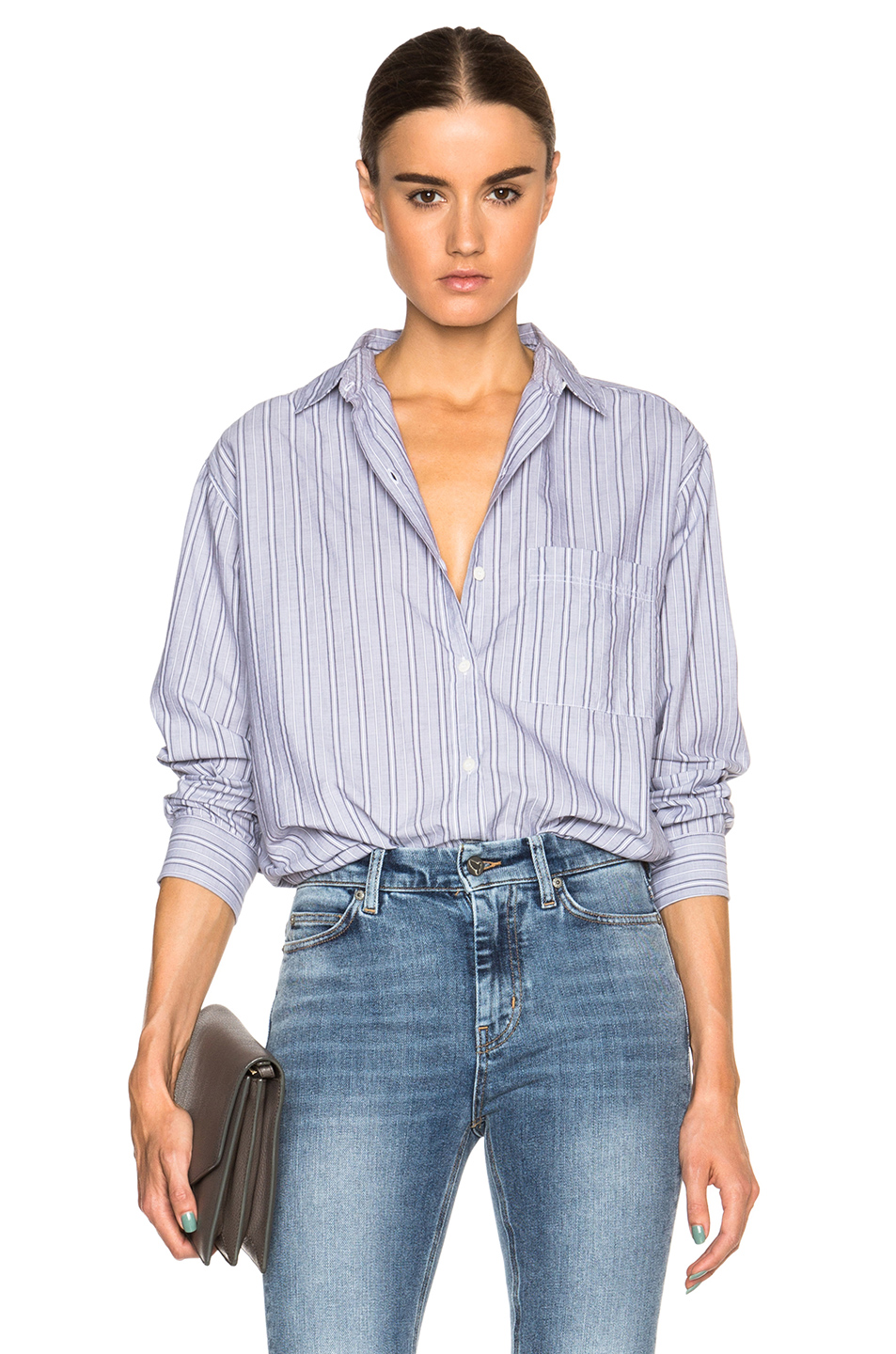 M.I.H Jeans Slouch Top,  Forward,  $92