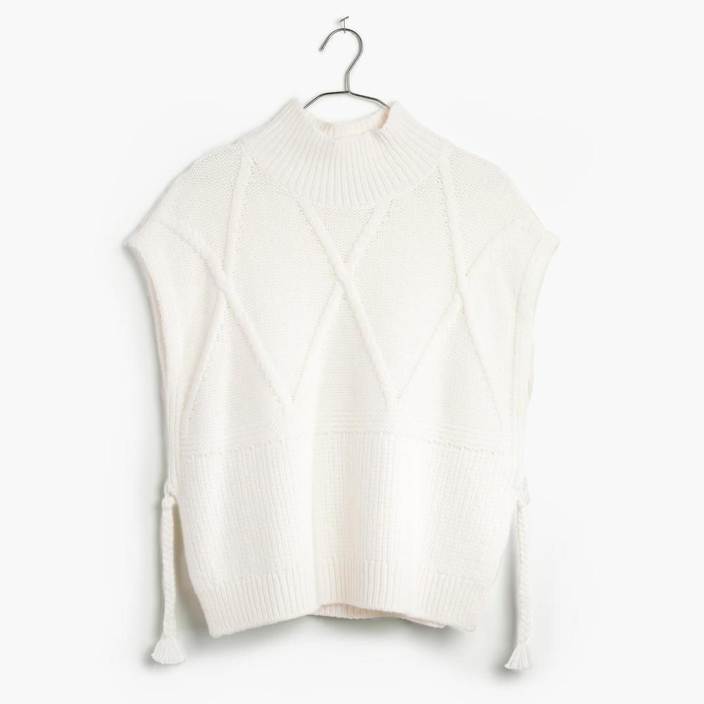 Madewell  Sweater Vest , $75