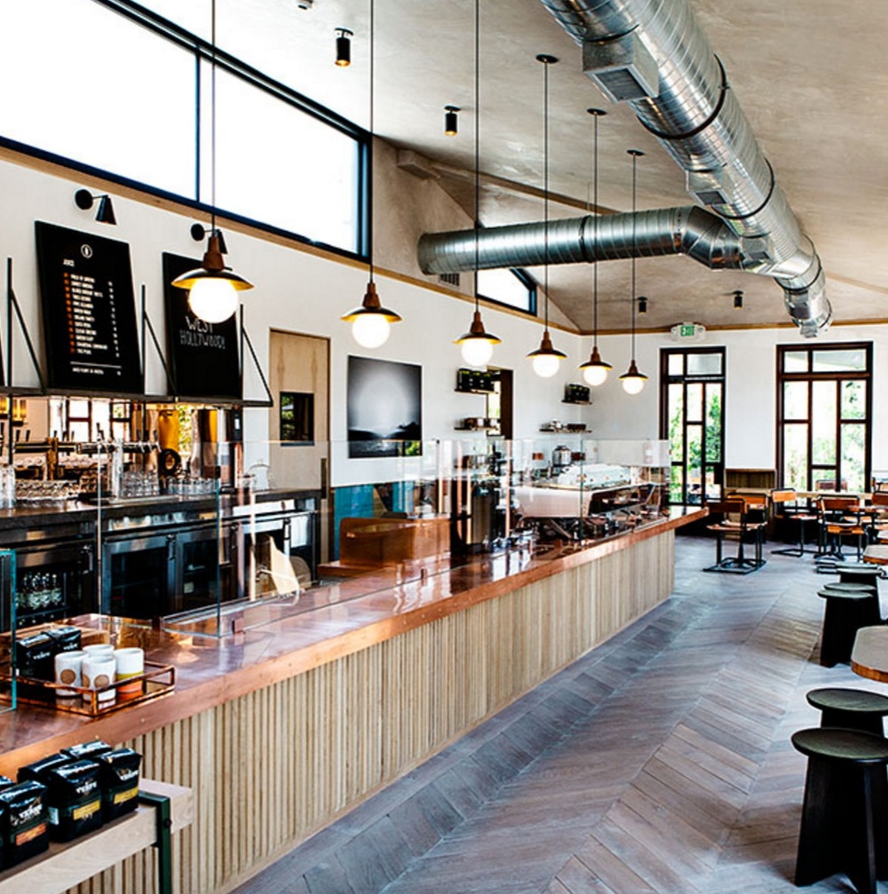 70 Coolest Coffee Shop Design Ideas: 5 Cool Coffee Shops Where You Can Actually Work