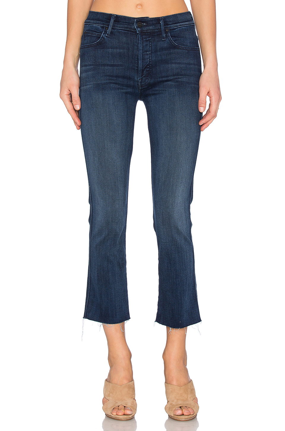Mother Jeans, $208,  Revolve