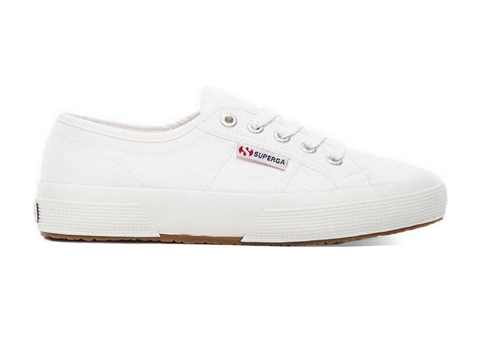 Superga Classic Sneaker, $65,  Revolve