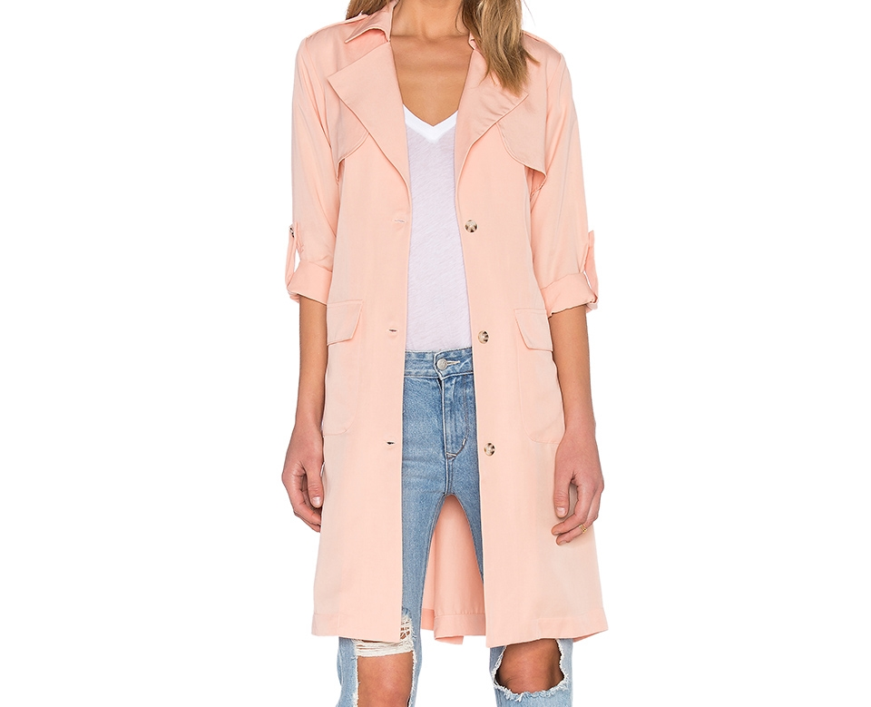 Lovers + Friends Coat, $210,  Revolve