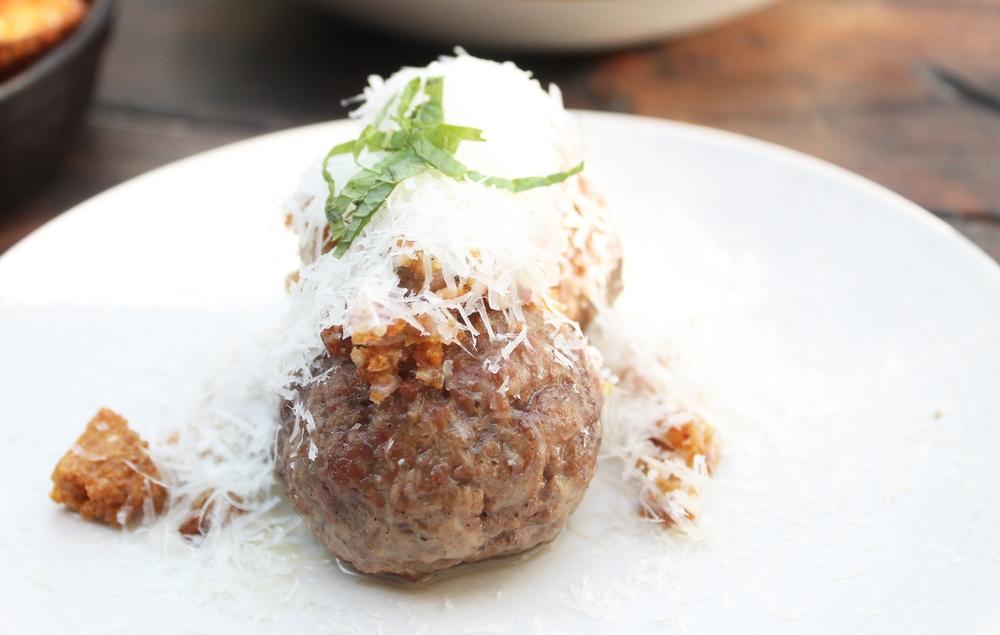 Lamb Meatballs, $9