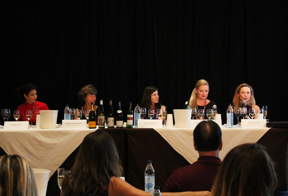 The Women in Wine Panel