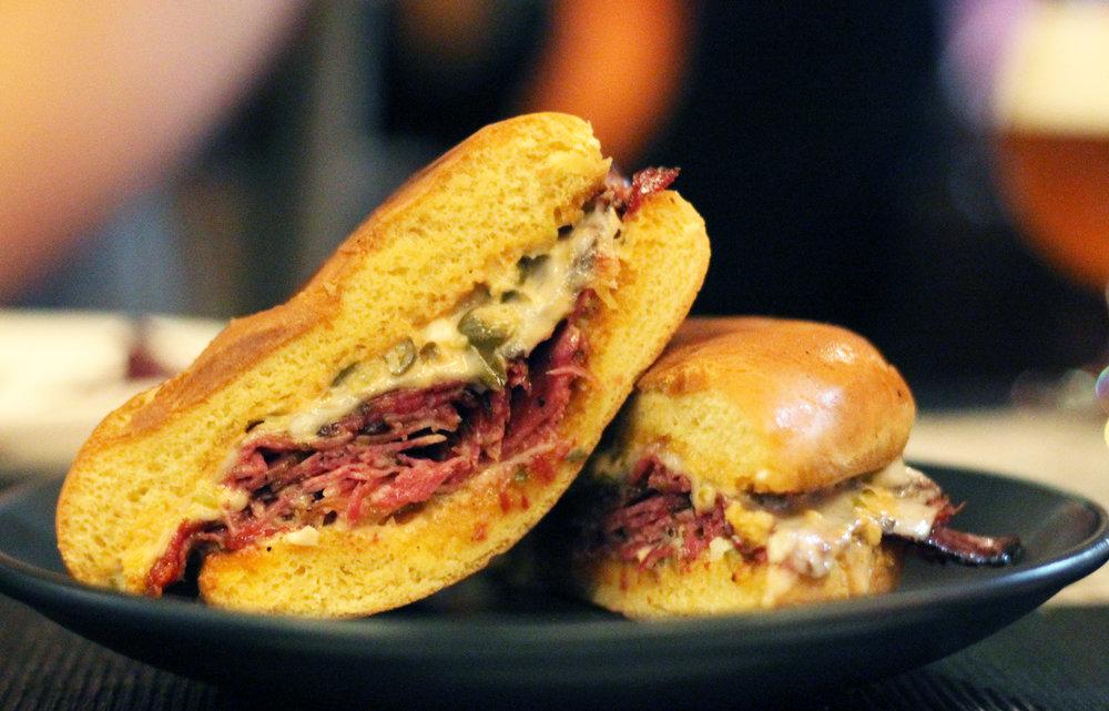 Daily Butcher's Sandwich