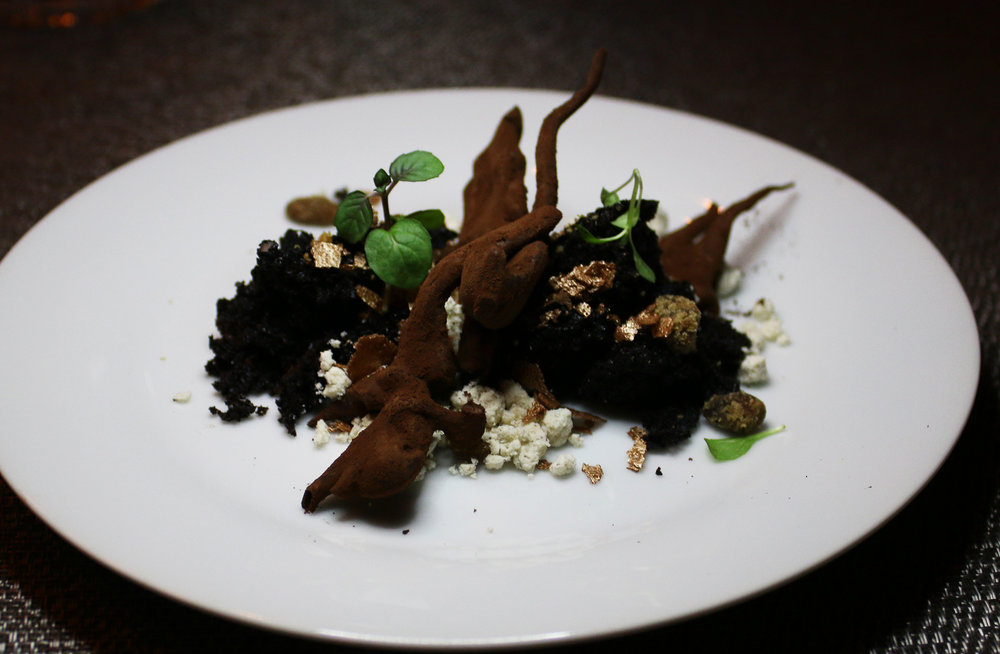 Dead Forest: Milk Chocolate, Spruce, Brown Butter, River Salt