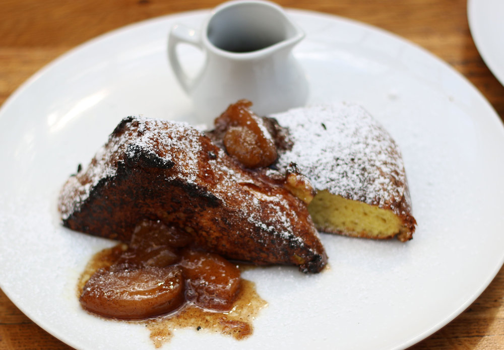 Thick Cut Brioche French Toast