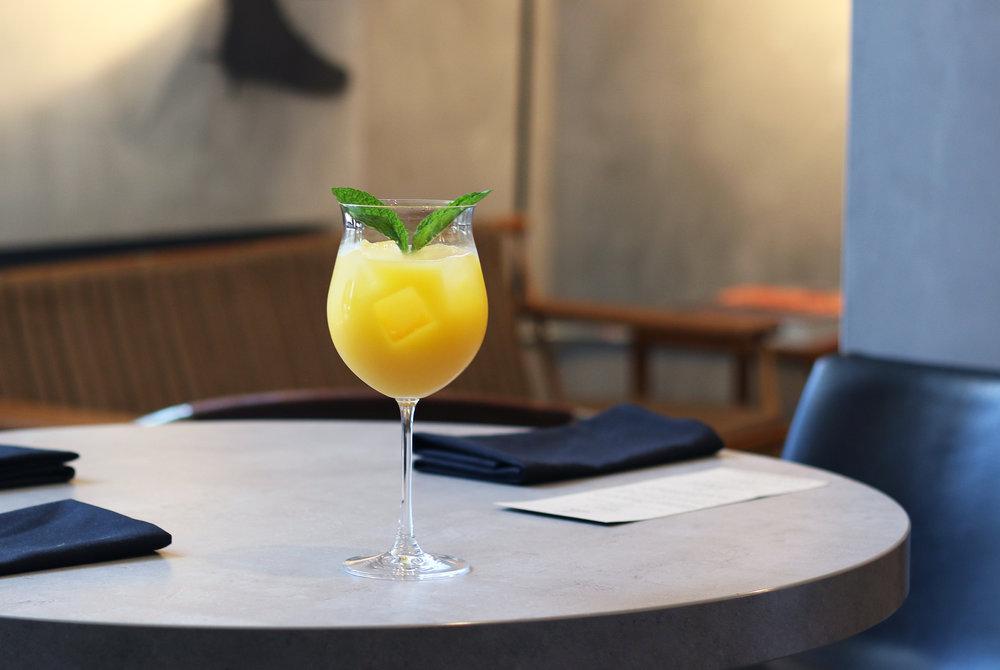 Gin & Cava Mimosa