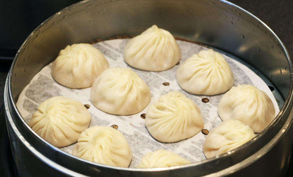 Pork Xiao Long Bao