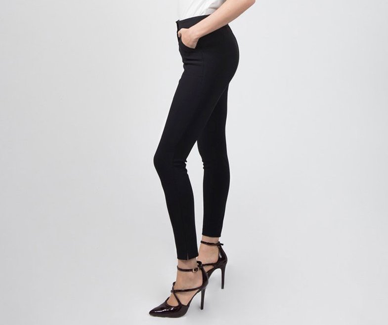 High-Waisted Skinny Ankle,  $198