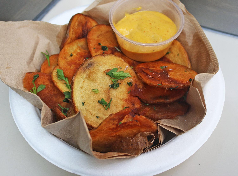 Prawn Food - Chips