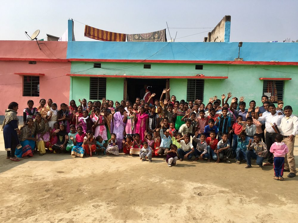 We are thrilled to be able to once again support the efforts of Life Church with their orphanage in India. In addition to funding, their volunteers made two treks to India this year to provide love and support to these very needy children. Once again, these smiles and laughter are the greatest gift of all.