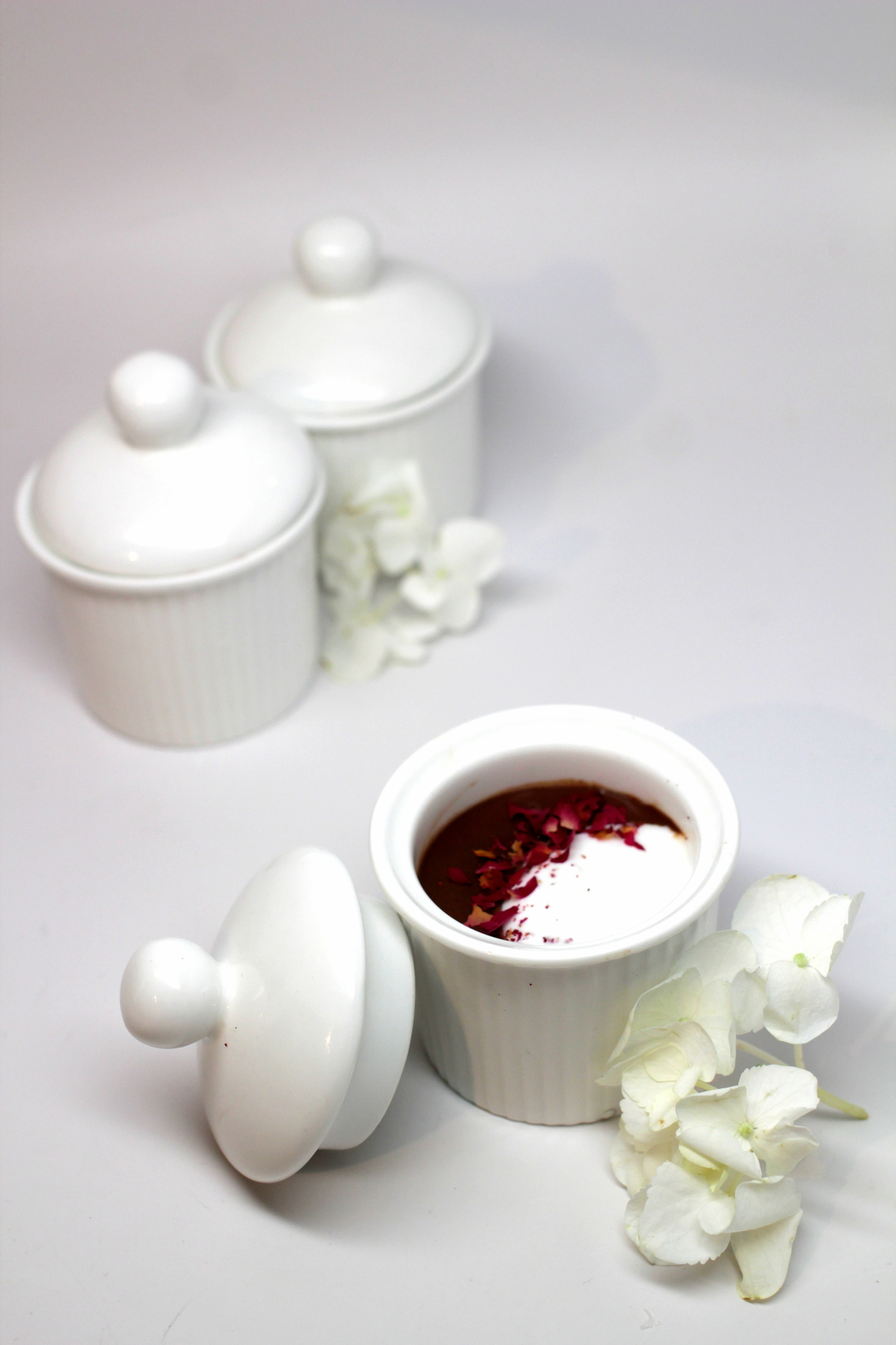 CHOCOLATE POT DE CREAM