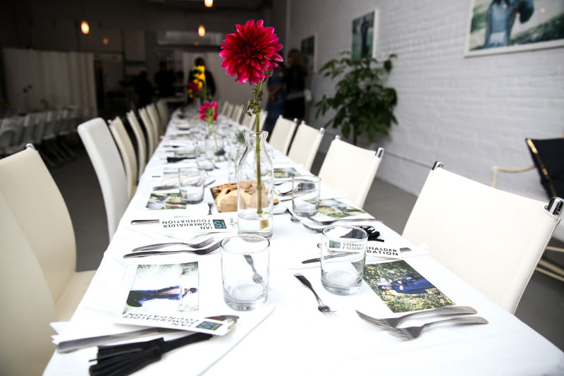supperclub dinner party table