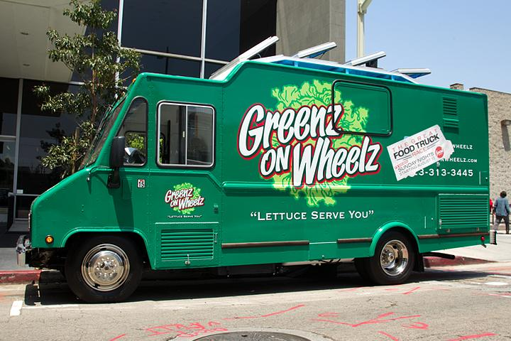 Farm To Table On Wheels 5 La Food Trucks Sourcing Local Ingredients