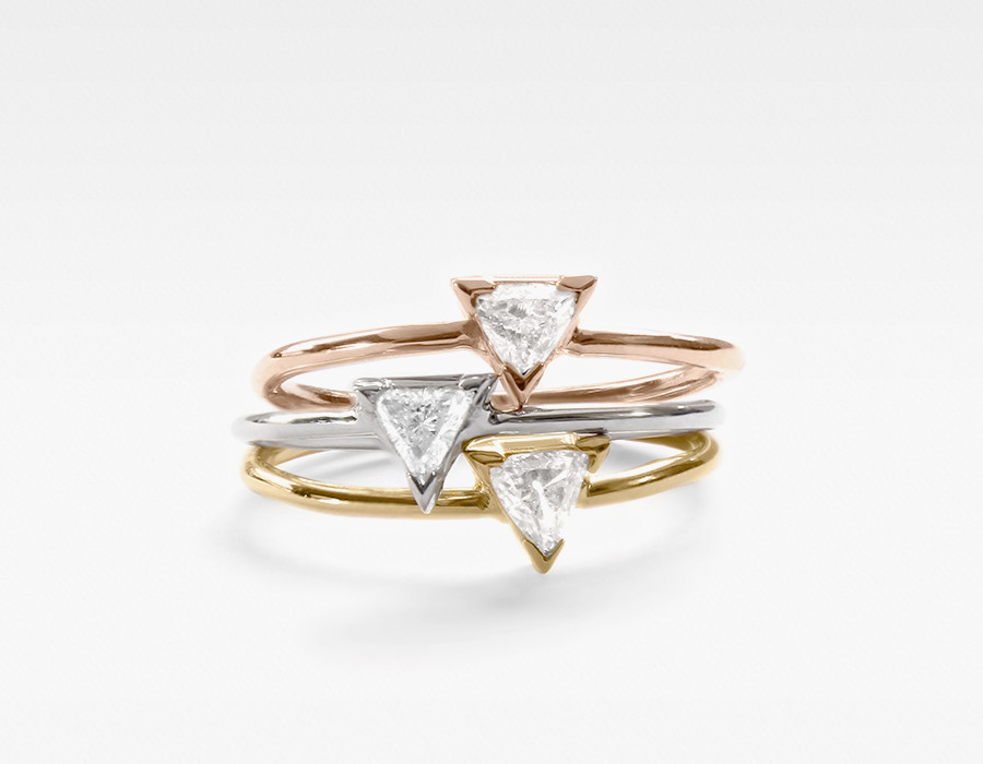 Ethical Engagement Rings | Vrai & Oro