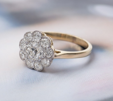 Ethical Engagement Rings | Trumpet & Horn