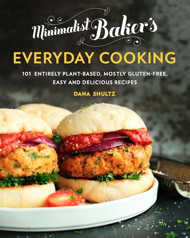 11 vegan vegetarian cookbooks that belong in every kitchen minimalist bakers everyday cooking by dana schultz forumfinder Images