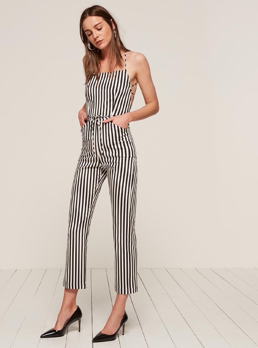 Rufus Jumpsuit from Reformation